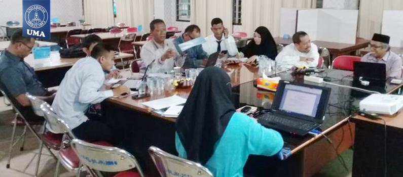 Lp2m Beserta Fakultas Di Universitas Medan Area Melaksanakan Fgd