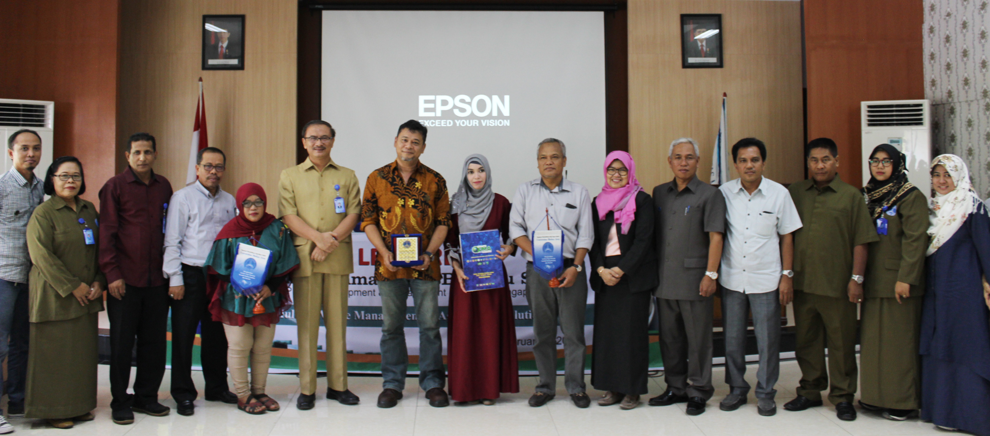 Kuliah Umum Fakultas Biologi UMA Membawakan Tema Multiple Waste Management & Aggregated Solution