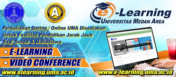 Elearning Universitas Medan Area