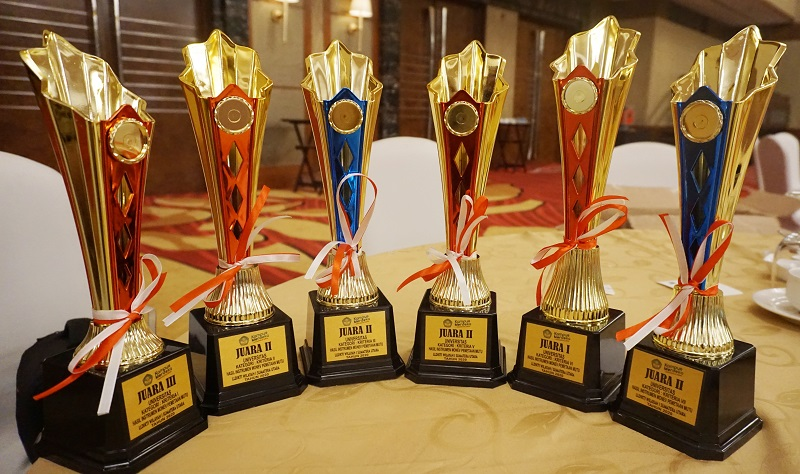 UMA Meraih Juara I Kriteria 6 Pada Monev Kinerja Perguruan Tinggi LLDIKTI Wilayah 1 SUMUT Tahun 2020