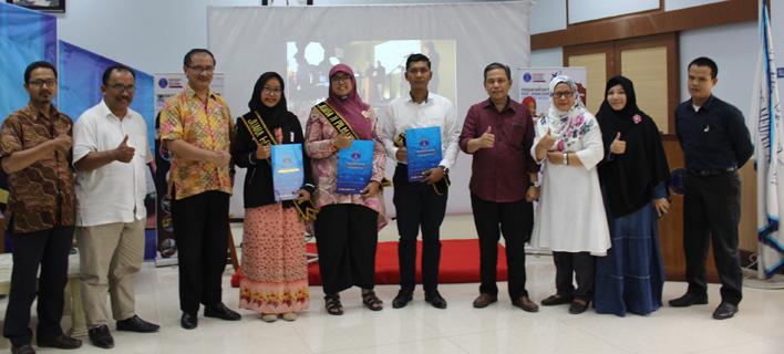 Rektor Universitas Medan Area Berikan Apresiasi dan Penghargaan Kepada Mahasiswa PILMAPRES UMA 2018