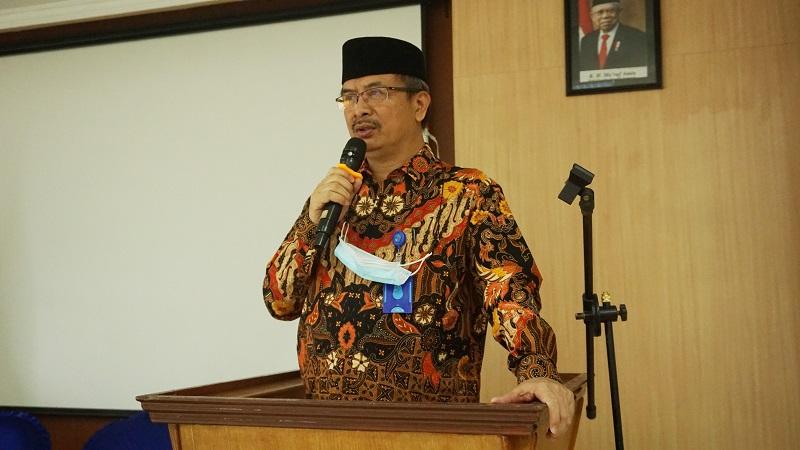 sambutan-rektor-uma-penyerahan-hibah-buku-bank-indonesia.JPG