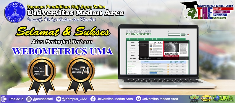 Universitas Medan Area Kampus Terbaik Di Sumut