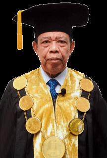 Rektor UMA Prof. Dr. H. A. Ya`kub Matondang, MA